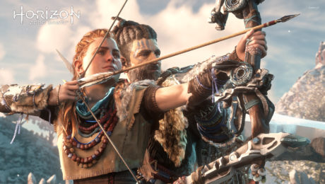 Horizon Zero Dawn Wallpaper EVOGRAF Paginas web guadalajra
